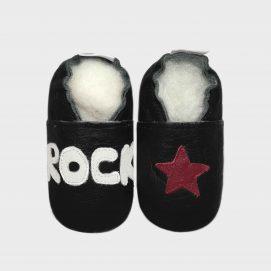 rock star black.