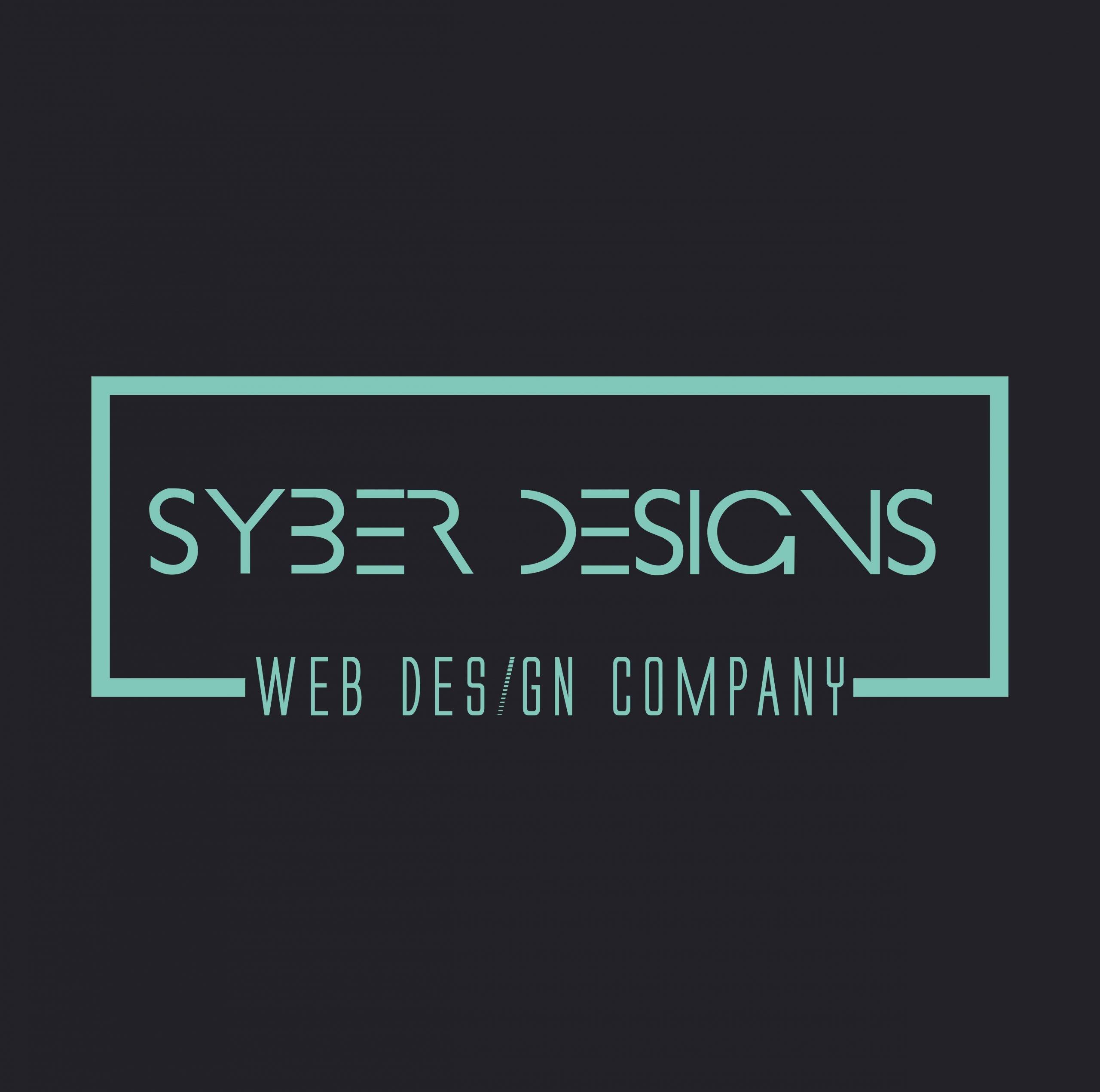 SyberDesigns logo dark 1