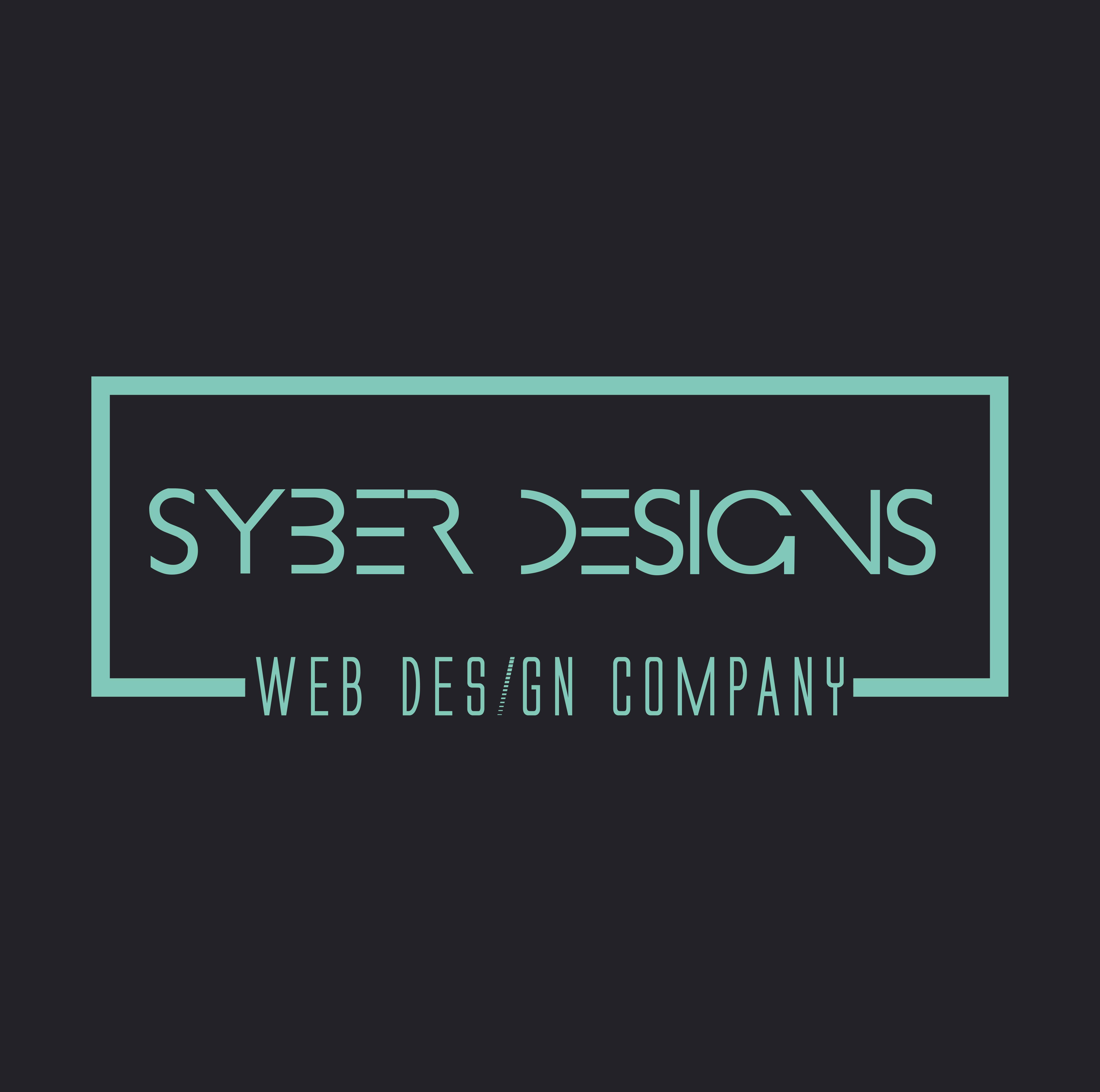 SyberDesigns logo_dark