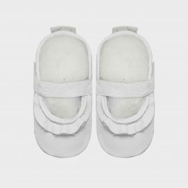 mary jane frill white w
