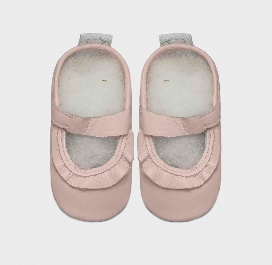 mary jane frill princess pink .