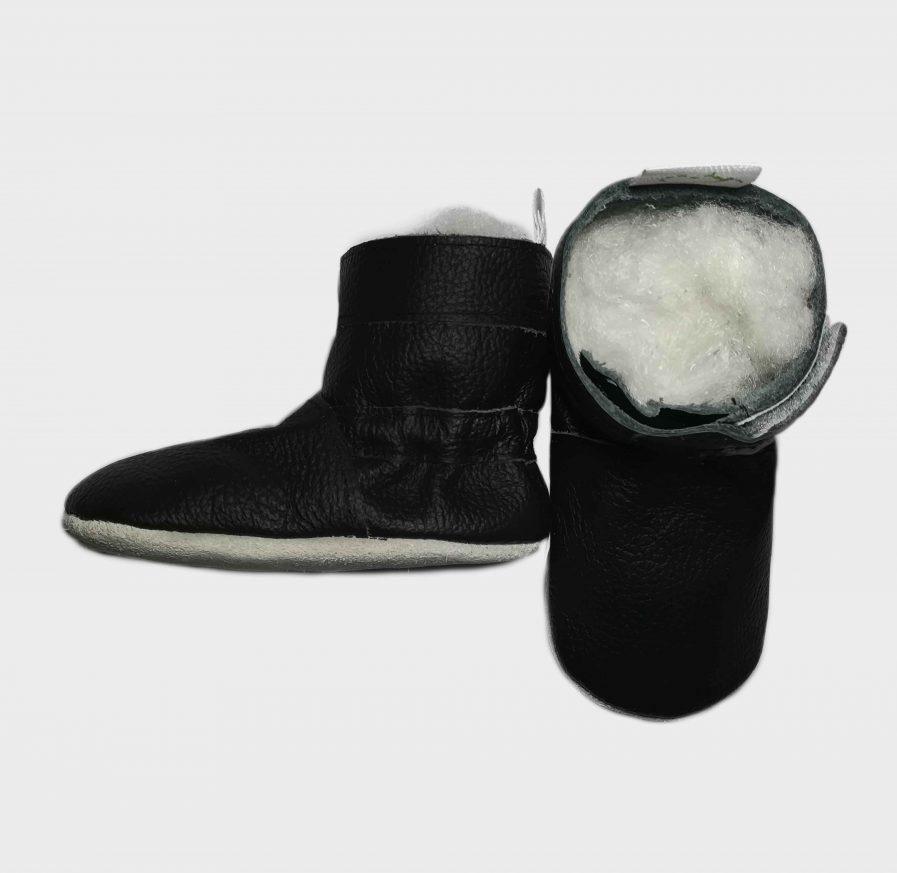 boot black side