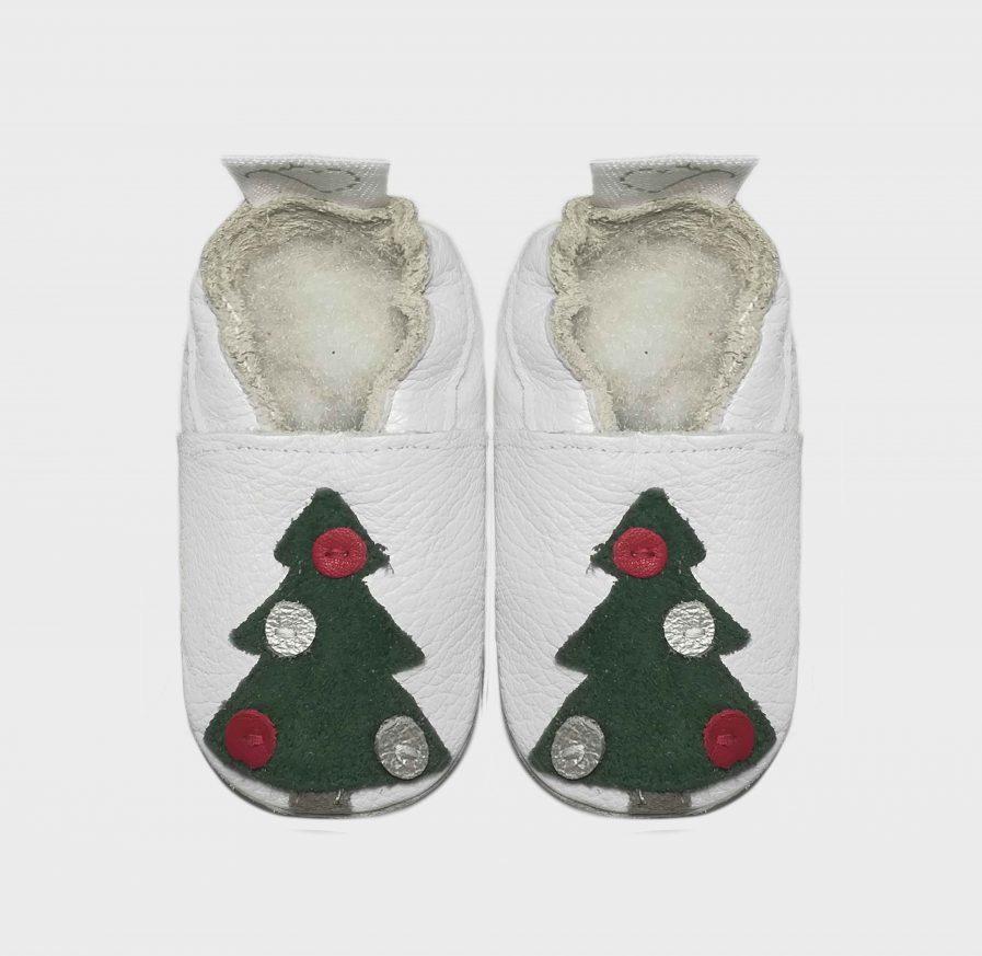 christmas tree white w