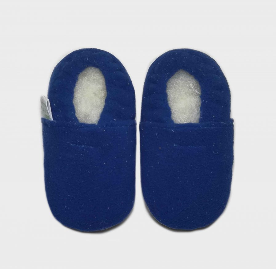 slipper-fleece-royal-blue-S