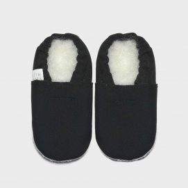 slipper-softshell-black -C