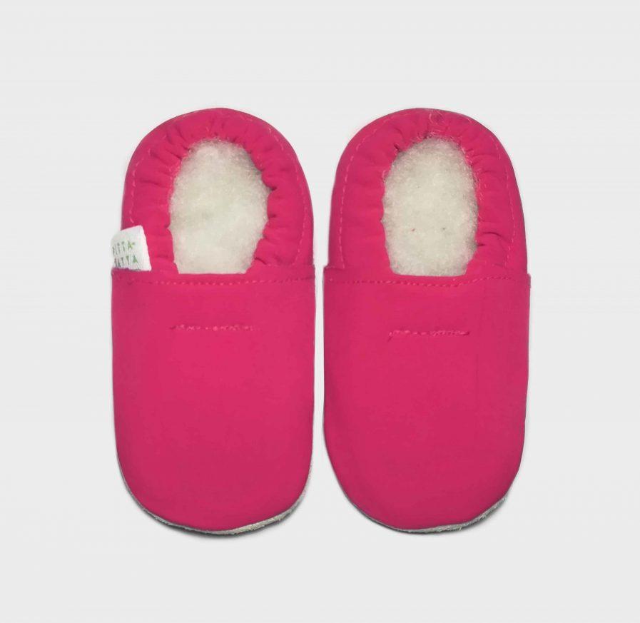 slipper softshell cerise C