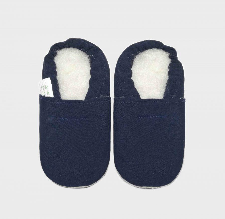 slipper ss navy s