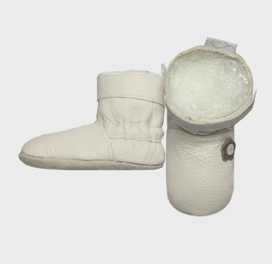 boot ivory side