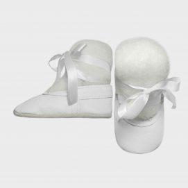 ballet white w side