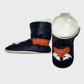 boot fox navy side