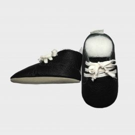 vellie AB boot black side
