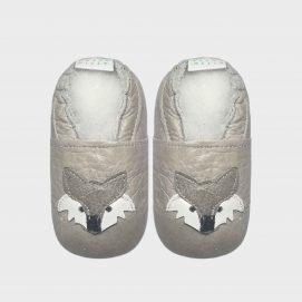 fox shoe mid grey
