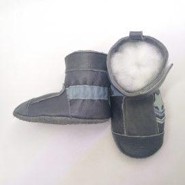 boot combat charcoal