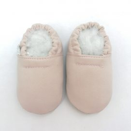 slipper ss pale pink